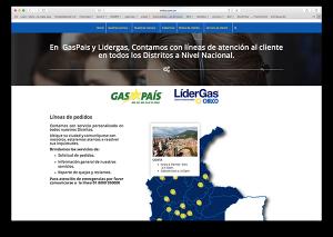 chilco lidergas diseño web introcrea