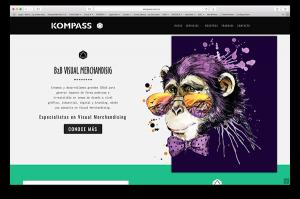kompass cliente de diseño web slide2