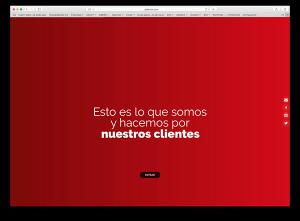 pidamos cliente diseño web inicio introcrea