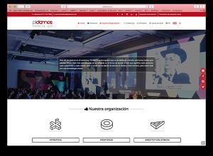 pidamos cliente diseño web servicios introcrea