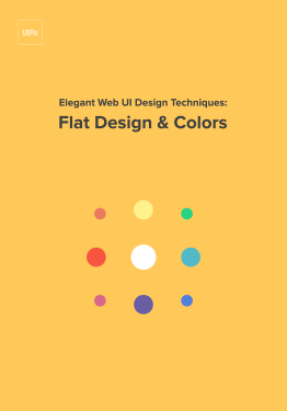 blog introcrea ebooks gratuitos que todo diseñador debe leer Flat Design & Colors